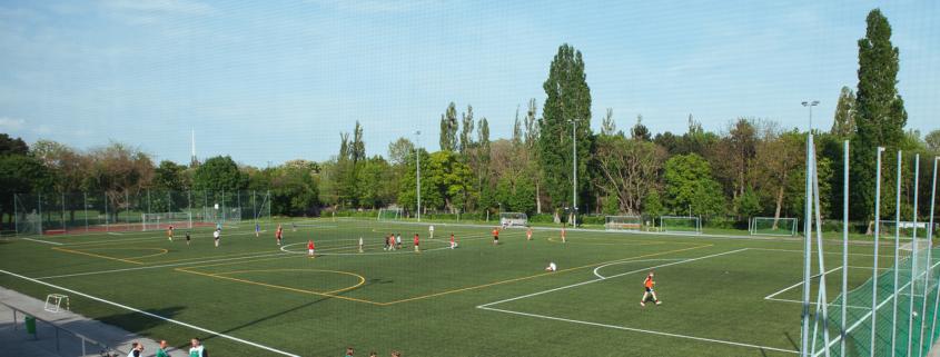 Foto KSV Fußballplatz