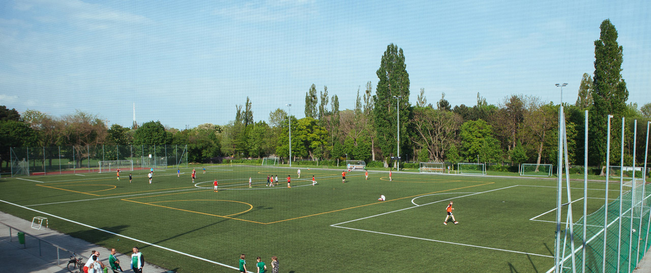 Fussball Wien